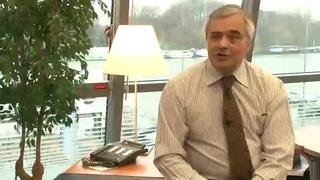 """Severin Drogoul - Vice-président """"Quality & Business Improvement"""" chez EADS"""