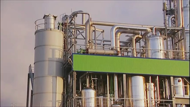 B comme... Bioraffinerie