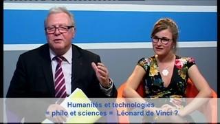 """""""Humanités et technologie"""" - Innovation pédagogique"""
