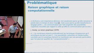 Pour une théorie opérationnelle de l'écriture numérique - Stéphane Crozat
