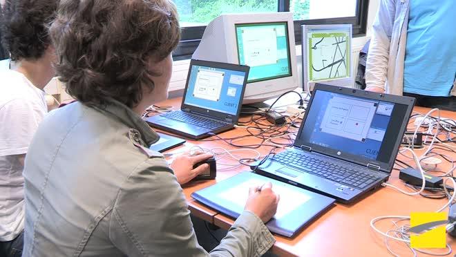 Le système TACTOS - Laboratoire Costech