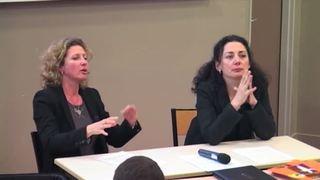 Retour sur une expérience d'écriture collaborative - Sylvie Barrier et Christelle Sospedra-Tessier (Questions/réponses)