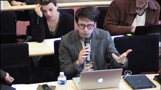 L'écriture comme montage ? Regards sur la poétique industrielle des écrans du web contemporain - Gustavo Gomez Mejia (Questions/réponses)