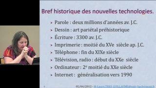 De l'éducation au numérique à l'hyper-enseignement dans les classes de collège - Marie-Laure Tres Guillaume