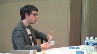 L'écriture cartographique en ligne : les possibilités du numérique pour un web post-cyberespace - Jean-Christophe Plantin (Questions/réponses)