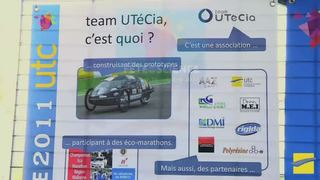 Fête de la Science 2011  -  La team UTéCia