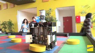 Fête de la science 2011 - Robotique