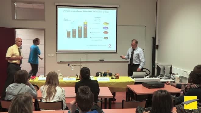 Fête de la Science 2011 - conférence de chimie