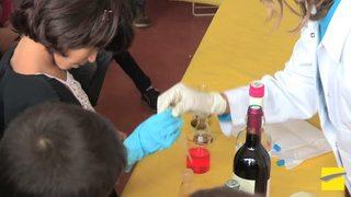 Fête de la Science 2011 - Prévention alcool