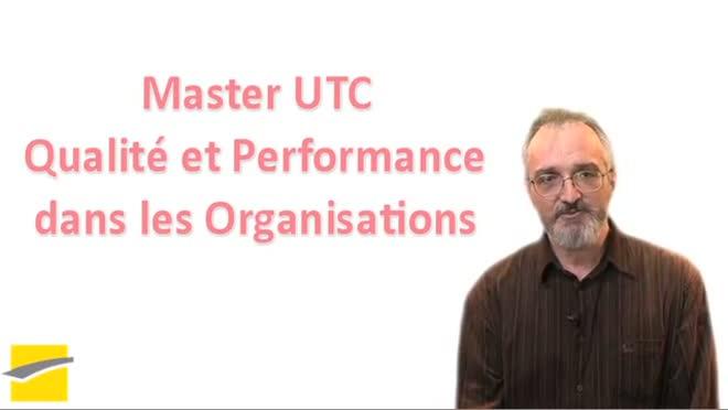 Qualité performance dans les organisations
