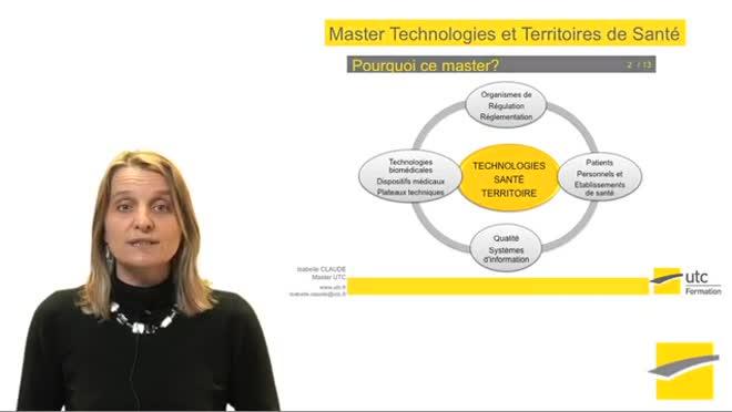 Technologies et Territoires de Santé