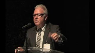 Discours d'Alain Storck pour la cérémonie de remise des diplômes 2012