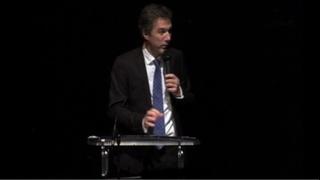 Discours de Philippe Vannier pour la cérémonie de remise des diplômes 2012