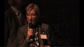 Rétrospective de Ghislaine Joly-Blanchard pour la cérémonie de remise des diplômes 2012