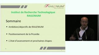 L'institut de recherche Technologique RAILENIUM