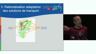 Rationalisation du Transport A la demande de voyageurs incluant les personnes Handicapées