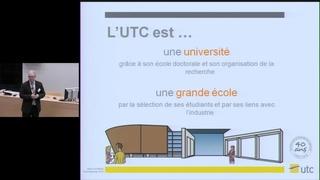 Présentation de l'UTC - JPO 2013