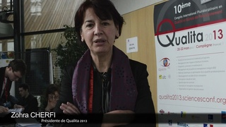 Congrès Qualita 2013