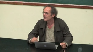 "Séminaire ""Innovation et Numérique"", intervention de Bernard Stiegler"
