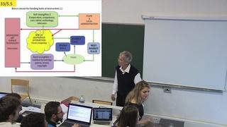 """Séminaire """"Innovation et Numérique"""", intervention de Yann Moulier Boutang"""