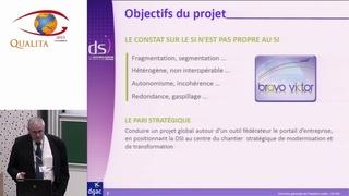 Qualita 2013 - Projet Modernisation et Transformation de la DGAC