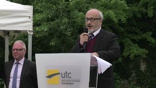 Journée des 40 ans - Discours de clôture de Mr Ferrieux