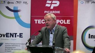 """Conférence territoriale """"InnovENT-E"""" - discours de clôture"""