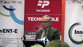 "Conférence territoriale ""InnovENT-E"" - discours de Mr Gewerc"
