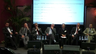 "Conférence territoriale ""InnovENT-E"" - table ronde"