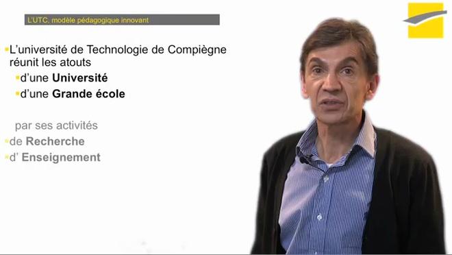 """Master UTC """"Science & Technologie"""" [Présentation générale]"""