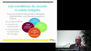 Conférence d'Alain Storck à la 3ème édition des Remue-Méninges