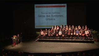 Remise des diplômes 2013 -  Docteurs, Génie des systèmes Mécanique, Génie des systèmes urbains