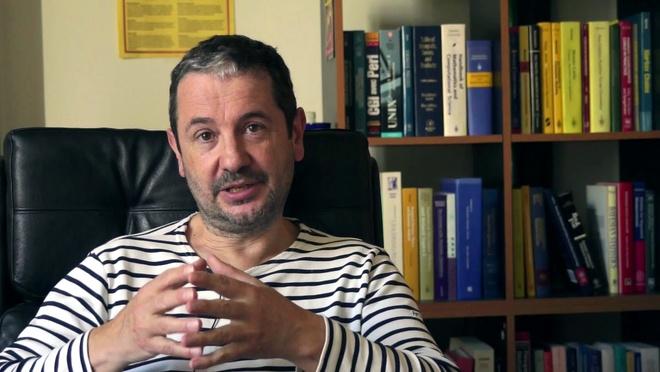 Le projet Stembancc - interview de Frédéric Bois