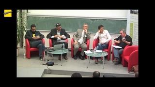 """Séminaire """"Innovation Numérique et Créativité"""" - session de l'après-midi"""