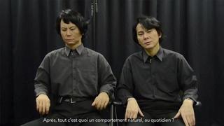 Interview d'Iroshi Ishiguro, spécialiste mondial en robotique