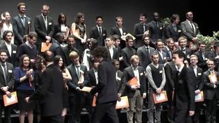 Remise des diplômes 2014 - Génie Informatique