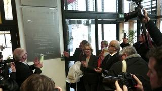 Inauguration du Centre d'Innovation Daniel Thomas