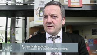 Colloque d'inauguration de la Chaire Mécanique Picardie