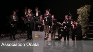 Intermède de l'association Ocata - Cérémonie de remise des diplômes 2015
