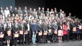 Génie Informatique - Cérémonie de remise des diplômes 2015