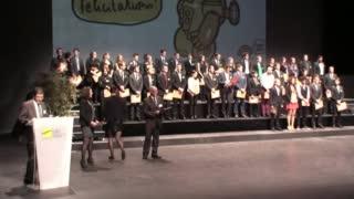 Génie des Procédés - Cérémonie de remise des diplômes 2015