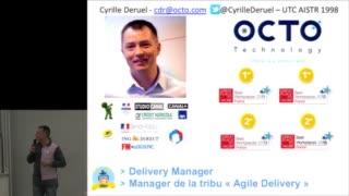 Agile UTC 2015 - Les 4 piliers d'un projet agile - Cyrille Deruelle