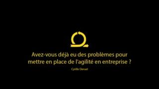Agile UTC 2015 - Les 4 piliers d'un projet agile - Question à Cyrille Deruel
