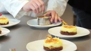 La science en cuisine - un hachis parmentier végétarien