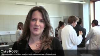 La science en cuisine - Présentation de l'atelier Formulation, Innovation Nutrition