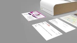 Weeprint, une imprimante écologique
