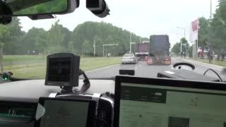 Heudiasyc au challenge européen sur le véhicule autonome