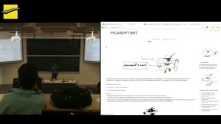 Amphi de présentation Picasoft