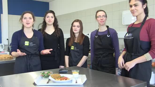 Projet étudiant : un plateau repas végétarien pour les hôpitaux