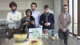 Projet étudiant : une sauce pour pâte destinée aux sportifs